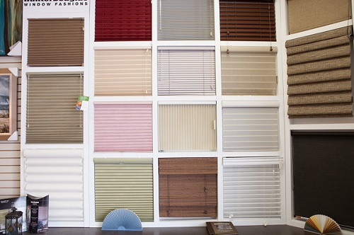 Window Blind Types
