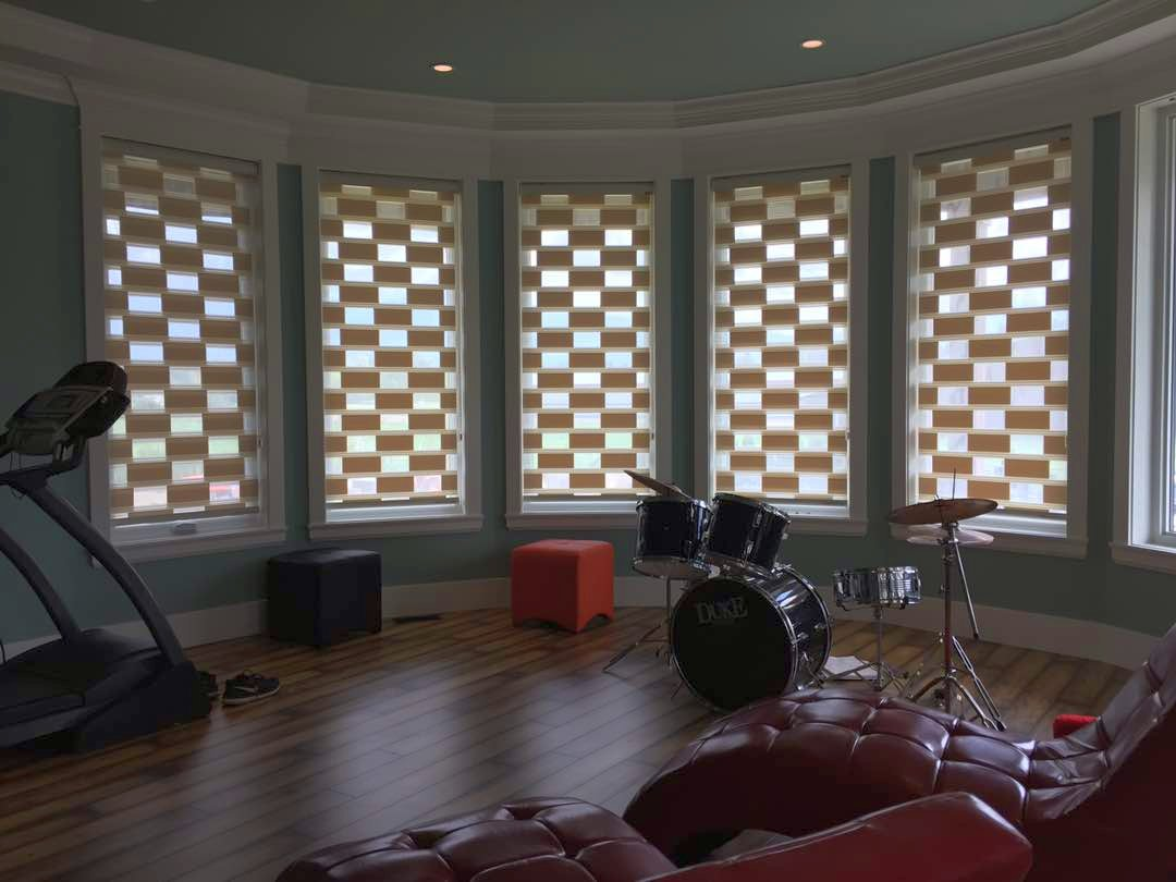 Design Modern Window Treatments modern window coverings for large windows of a mansion great blinds mansion